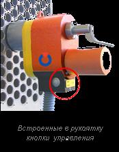 Закрытая сварочная головка TS 34